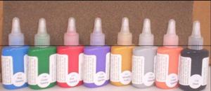 Paints for Gift Set 1