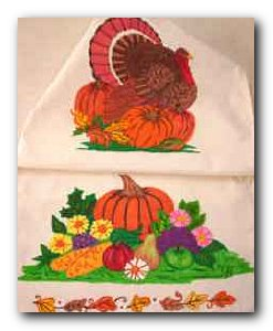 Transfer T4644 Thanksgiving Motifs