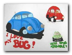 Transfer #4710 Love A Bug