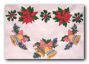 Transfer T4751 Christmas Towel
