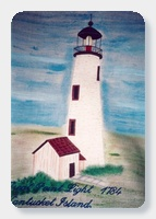 Lighthouse Quilt - 2011 05