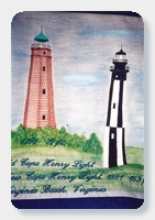 Lighthouse Quilt - 2011 07