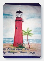 Lighthouse Quilt - 2011 08